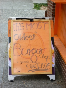 Most Oldest Burgers